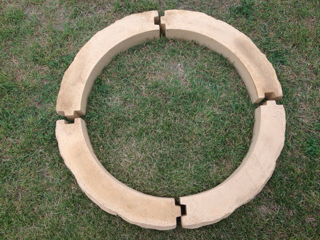 How to make a fire ring - 20140721 110251 39771578 Jpg